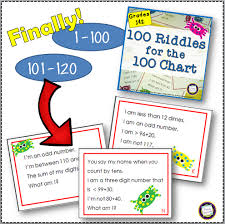 101 games pattern riddle primary inspiration riddles for the hundred chart now to 120