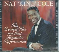 cd album nat king cole his greatest hits and most