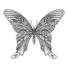 7 362 butterfly tattoo stock illustrations cliparts and royalty