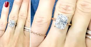 Kim K Wedding Ring by 3 Engagement Ring Styles You U0027re Seeing Everywhere Thanks To