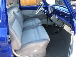 Vintage Ford Truck Seats - this