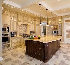 kitchens with large islands large kitchen island ideas ingeflinte com