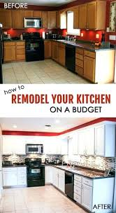 kitchen cabinet ideas on a budget best value in kitchen cabinets faced