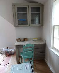Kitchen Office by Before And After Martha U0027s Amazing Maple Avenue Kitchen Makeover
