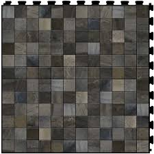 shop perfection floor tile master mosaic 6 20 in x 20 in