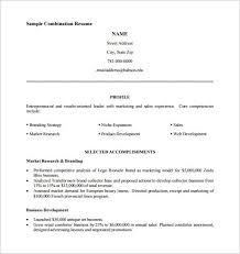 functional resume format exle functional resume sle template general formats word
