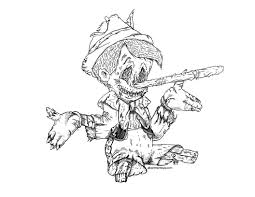 pinocchio zombie mid term pinterest mid term