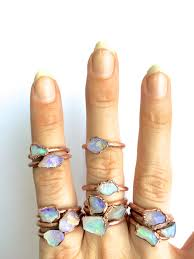 opal rings poe images Awesome handmade jewelry shops on etsy jpg