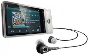 android mp3 player android powers the philips gogear player pocketnow