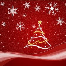 christmas tree free ipad wallpapers