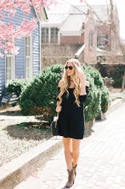 little black dress how to style a little black dress off the