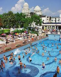 outdoor wave pool gellert bath u2013 baths budapest