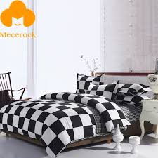 Twin Plaid Bedding by Online Get Cheap Plaid Bedding Sets Aliexpress Com Alibaba Group