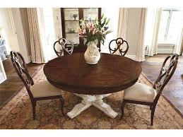 upscale dining room sets hyde park double pedestal dining table by fine furniture tableware