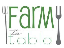 from farm to table farm to table center for cus sustainability
