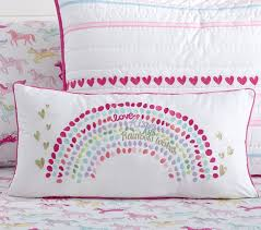 rainbow quilt pottery barn kids
