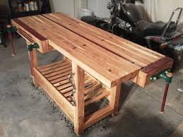 Traditional Workbench Woodworking Plan Free Download by 127 Best Workbench Ideas Images On Pinterest Workbench Ideas