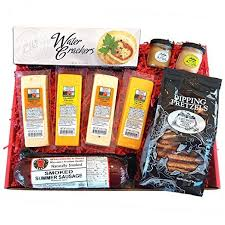 Wisconsin Gift Baskets 18 Best Gourmet Gift Baskets Images On Pinterest Gourmet Gift