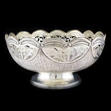 silver pooja items silverware for gift jangadi