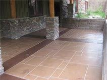 How To Resurface Concrete Patio Resurfacing Concrete Patios The Concrete Network