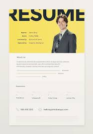 Resume Accent Improve Your Resume Template 2018 To Get Noticed Resume 2018
