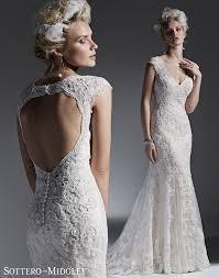 gown spotlight romantic keyhole back love maggie love maggie