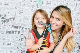 how to craft a boo tiful halloween photo backdrop project nursery