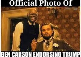Ben Carson Meme - ben carson memes kappit no 2 trump 2016 pinterest ben