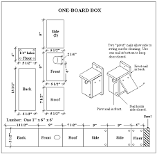 house plans one free bluebird house plans designs