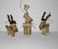 reindeer ornaments 16 diy wine cork reindeer ornaments to try this christmas guide