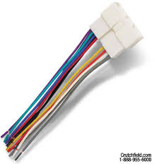 scosche wiring harness at crutchfield com