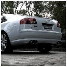audi s8 v10 turbo audi s8 d3 5 2 fsi v10 quattro milltek catback exhaust