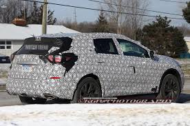 nissan murano bolt pattern spied 2015 nissan murano prototype takes cues from resonance