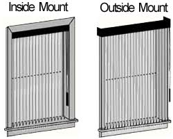 Installing Blinds On Windows Window Shades Mobilehomerepair Com