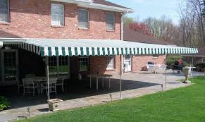 Free Standing Awning Stationary Patio Awnings Westchester County Ny Fixed Deck Awnings