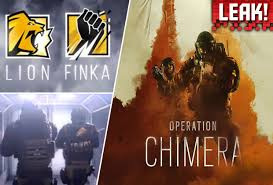 siege free rainbow six siege operators outbreak chimera leak ahead of