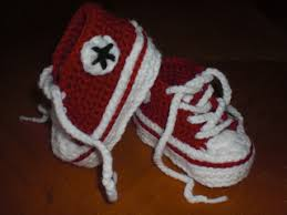 pattern crochet converse slippers ravelry baby converse pattern by suzanne resaul