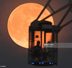Strawberry Moon Strawberry Moon In Tokyo Photos And Images Getty Images