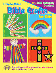 reviews easy to make bible crafts for kids activity book i u0027m