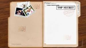top secret report template top secret document file moving test file 1 after effects