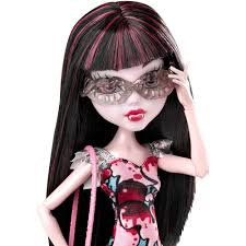 Halloween Monster High Dolls by Monster High Boo York Draculaura Doll Walmart Com