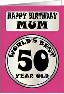 age specific birthday cards for mum from greeting card universe