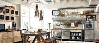cuisine style loft meuble de cuisine style industriel meuble style loft industriel