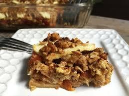 matzah farfel apricot apple matzo farfel kugel for passover omg