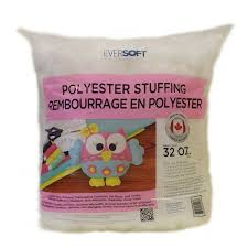 Where To Buy Cushion Stuffing Eversoft Polyester Stuffing Walmart Canada