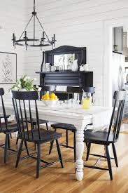black wood dining room table centerpiece ideas for dining room table white leather uphostered