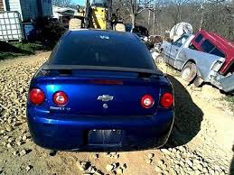 used 2006 chevrolet cobalt bumpers for sale