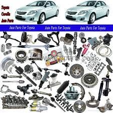 auto parts for toyota corolla china trading company car parts