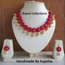 handmade necklace patterns images 2538 best jewellery images terracotta necklaces jpg