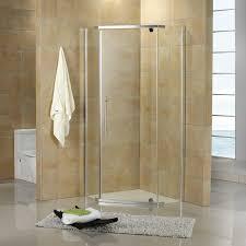 stunning bathroom corner shower on small home decoration ideas